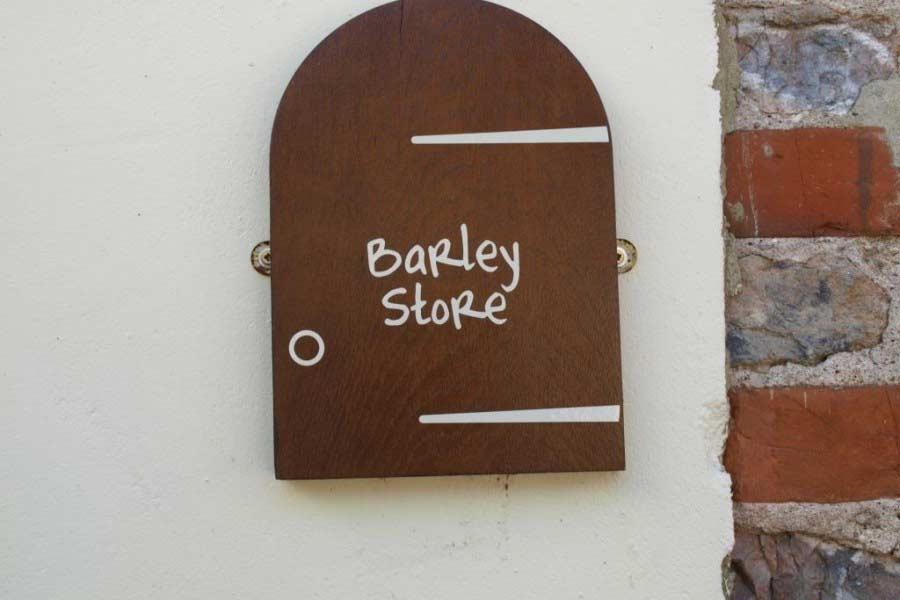 Barley Store
