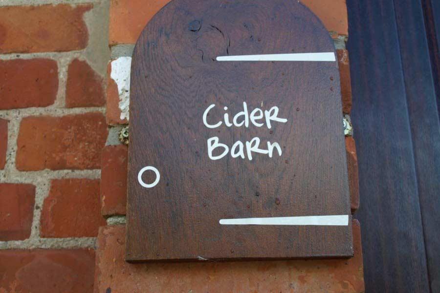 Cider Barn - Berehayes