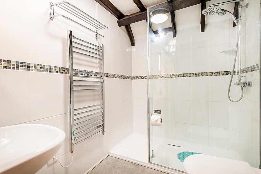 Bathroom in Hayloft