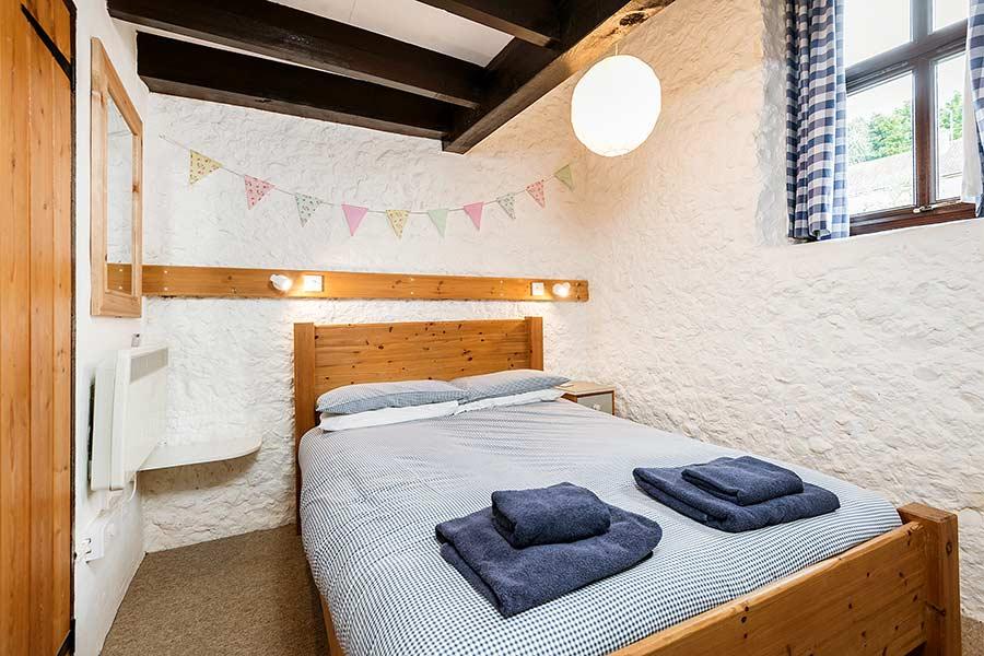 Double Bedroom in Hayloft