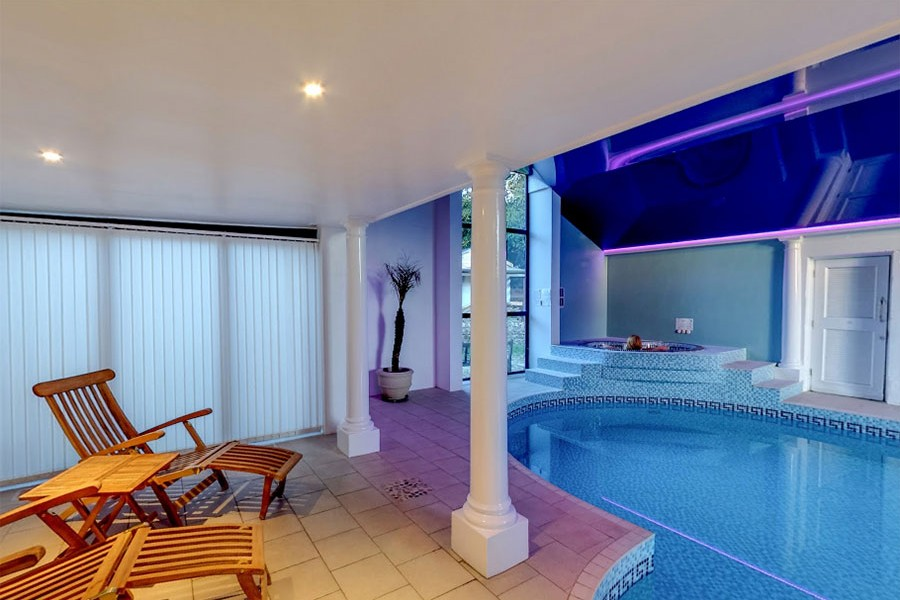 Indoor Swimming Pool & Sauna