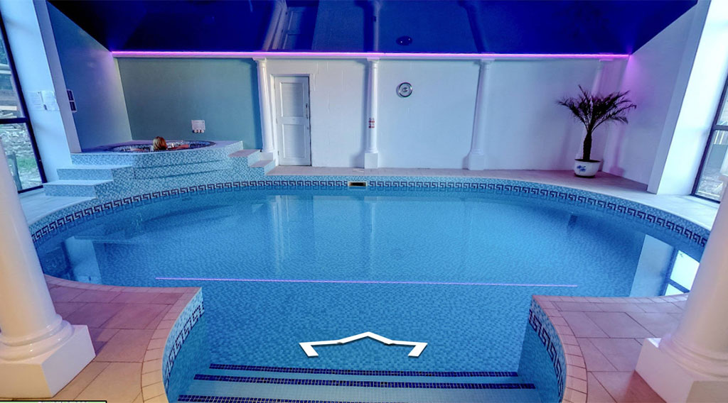 Click to View Pool and Sauna Virtual Tour
