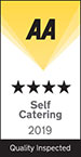 aa 4 star Self Catering