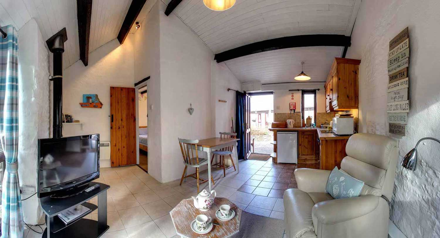 Berehayes Cottages Interior