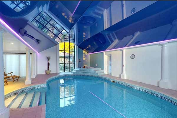 Indoor Swimming Pool Complex